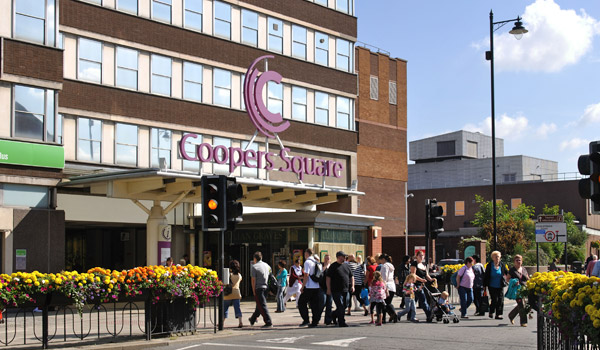 Coopers Square, Burton upon Trent