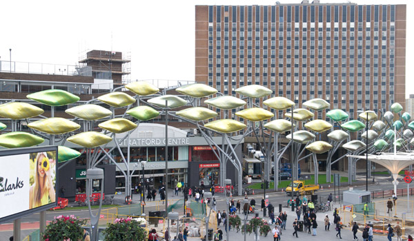 Stratford Town Centre