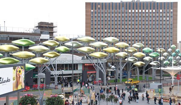 Stratford Town Centre