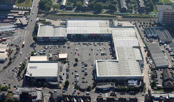Tottenham Hale Retail Park